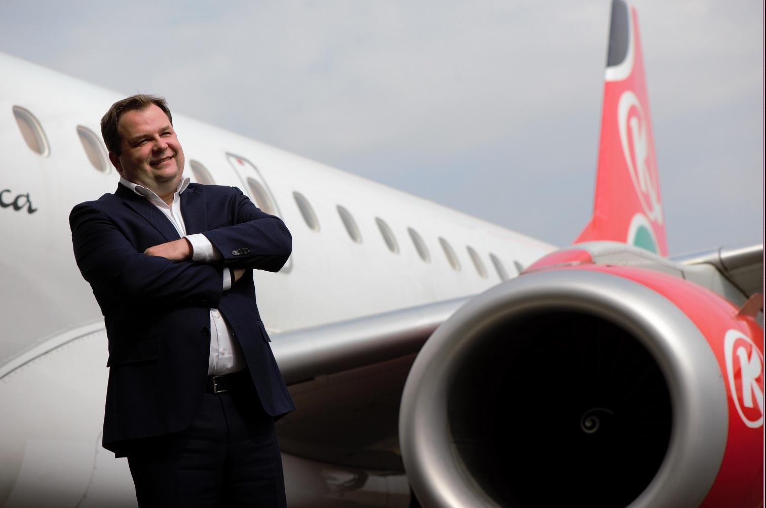Kenya Airways Klm Ink An Extended Sales Agreement Kenyan Collective
