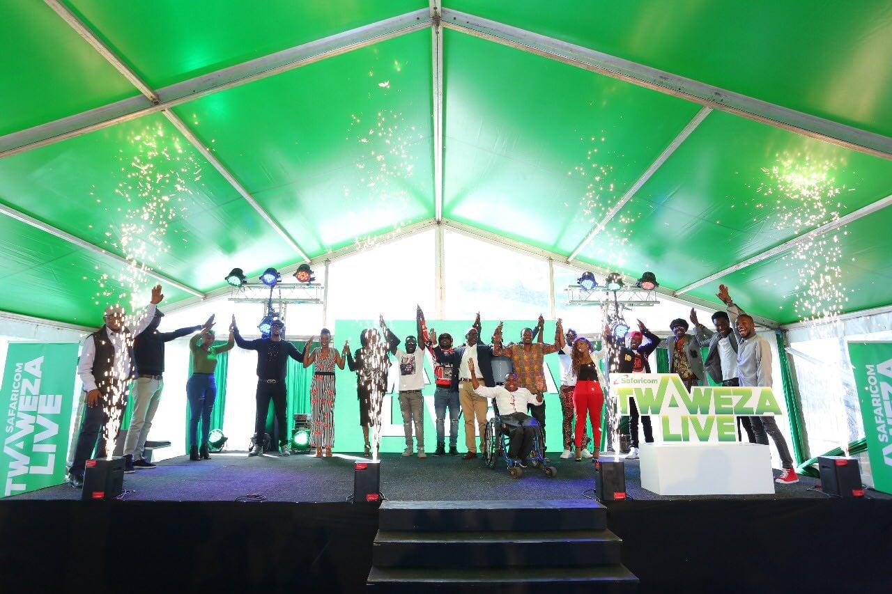 Kenyan-Collective-Safaricom-Twaweza-Live
