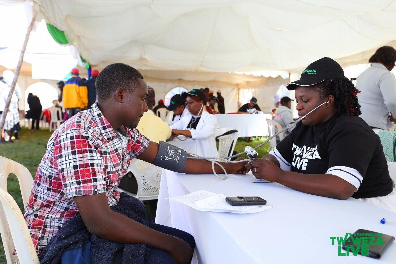 Kenyan-Collective-Preaching-The-Gospel-Of-Good-Health-Safaricom-Twaweza-Live