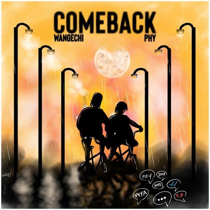 New Music Alert: Wangechi Feat Phy On Comeback