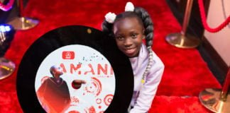 13 Year Old Songstress Amani G Signed To Pine Creek Records On A Kshs 2.5 Million Contract