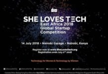 Kenyan-Collective-She-Loves-Tech-East-Africa-2018-Global-Startup-Competition-To-Take-Place-In-Kenya