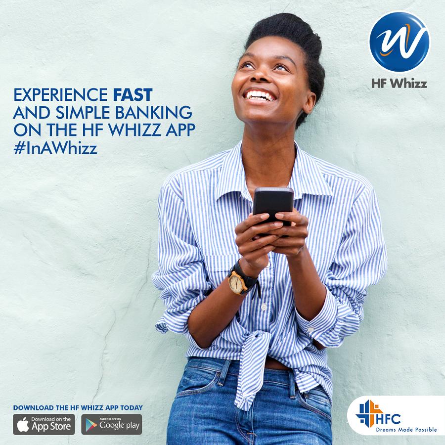 What Makes The HF Whizz App Different? CIO, HF Group George Njuguna Explains