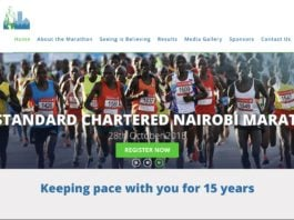 Registration For The 2018 Standard Chartered Marathon Nairobi Opens