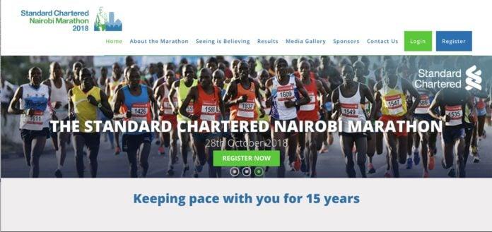 Registration For The 2018 Standard Chartered Marathon Nairobi Opens