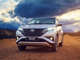 Toyota Launches The Toyota Rush 2018 At Kshs 3 Million