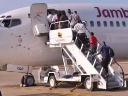 Jambojet Increases Flight Frequencies To Kisumu City