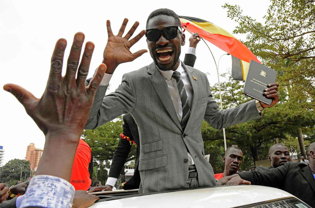 You Can't Stop An Idea How's Time Has Come - #FreeBobiWine