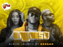 "Legendary Kenyan Dancehall King Redsan Set To Launch ""The Baddest"" Album On 15th September"