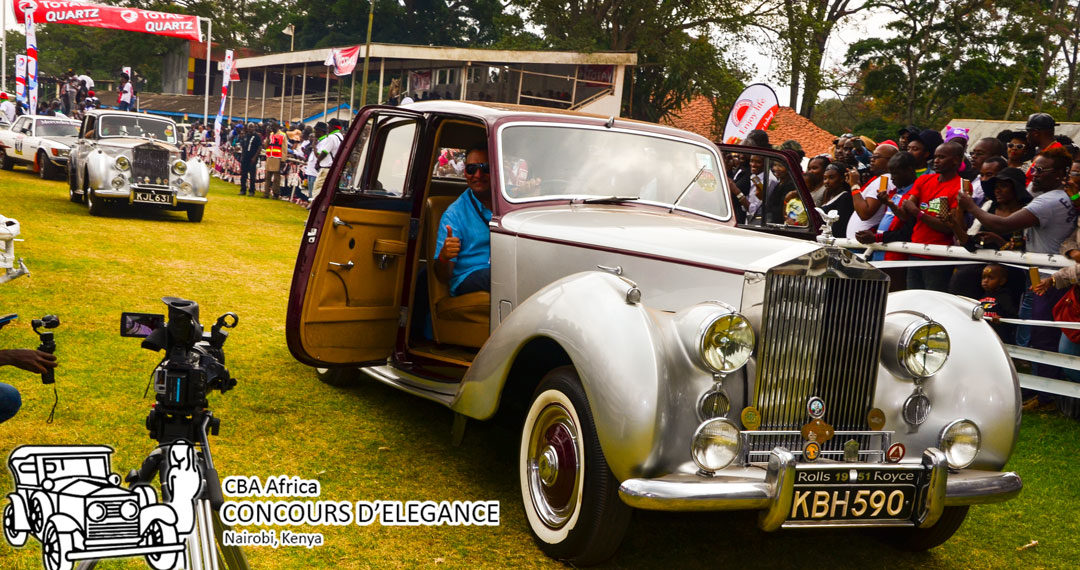What To Expect At This Year's CBA Africa Concours D'Elegance #CBAConcours2018