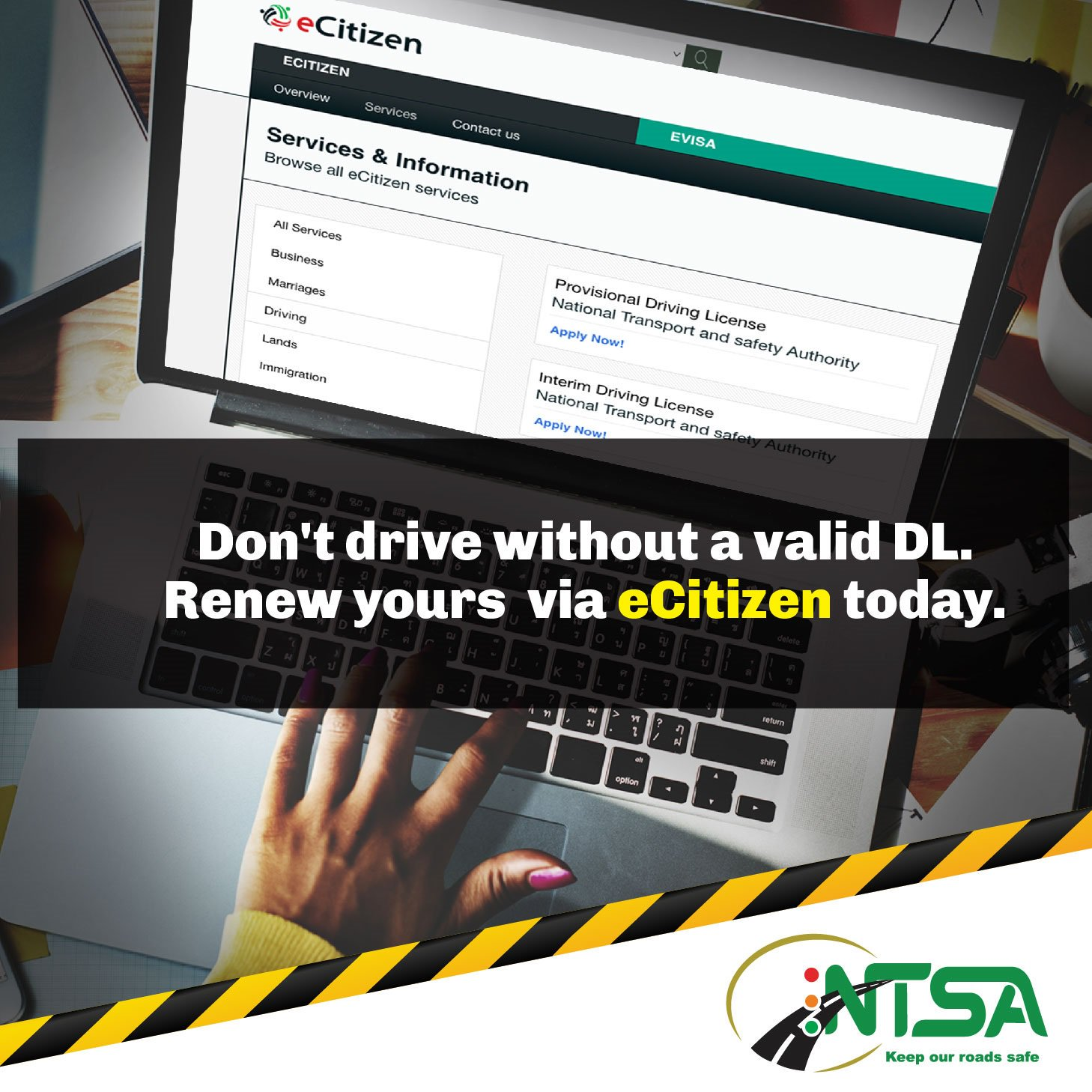 How to Apply for the New Digital Driving License