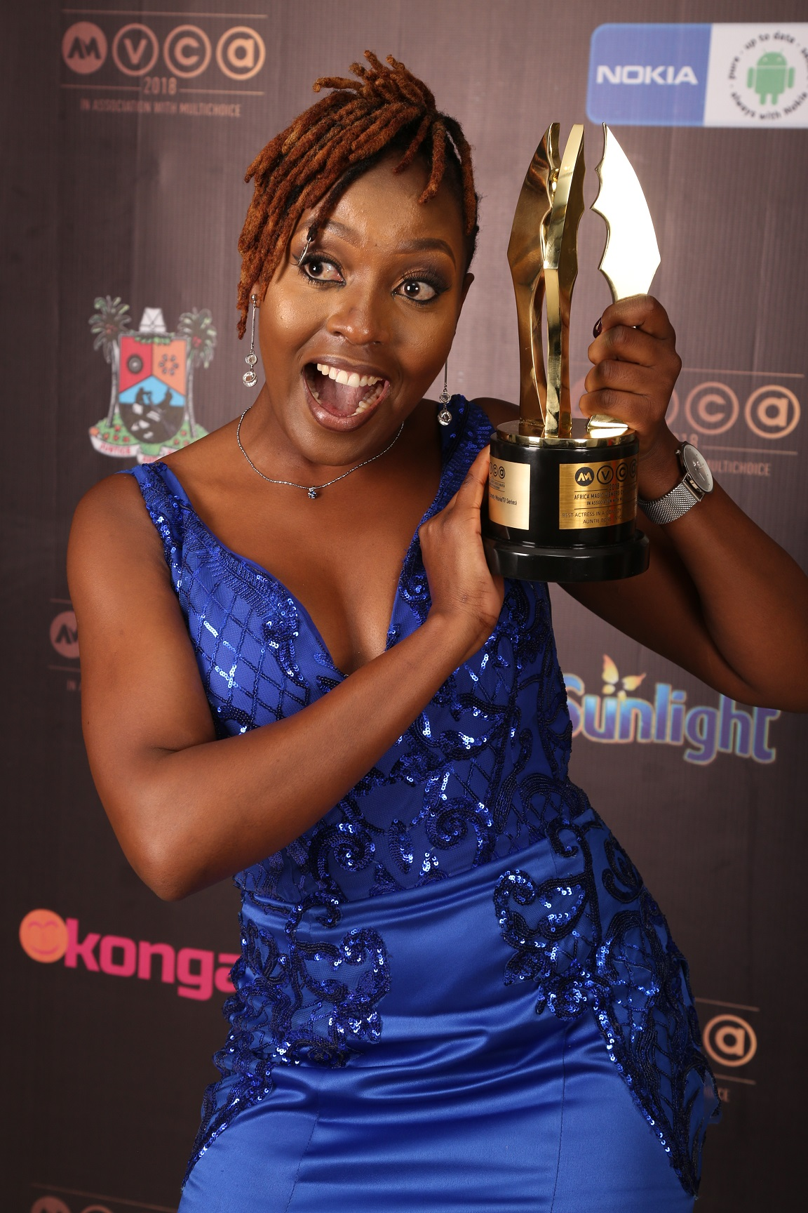 Kenyans Win Big At The 2018 Africa Magic Viewers' Choice Awards, AMVCAs