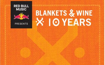 RedBull Music Presents: Blankets & Wine x 10 Years