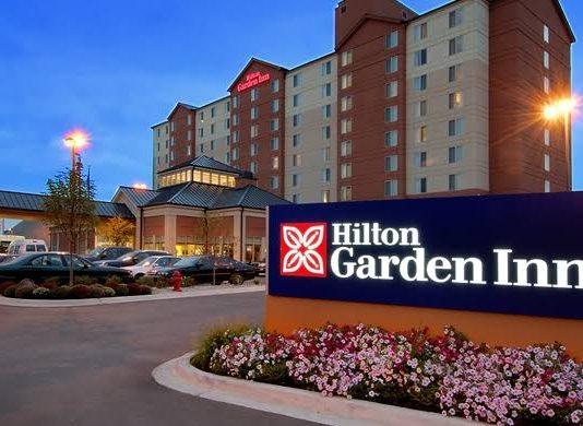 Kenya's First Hilton Garden InnCelebrates Opening At Jomo Kenyatta International Airport