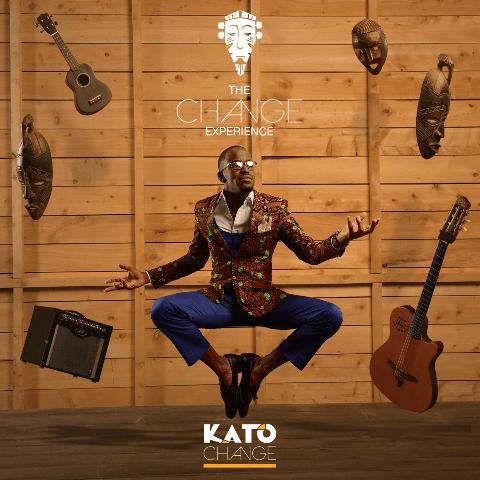 Kato Change For The 2018 Safaricom Jazz Lounge #SafaricomJazz