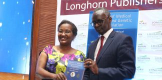 CJ Maraga Launches Book On Intersection Between Law & Medicine