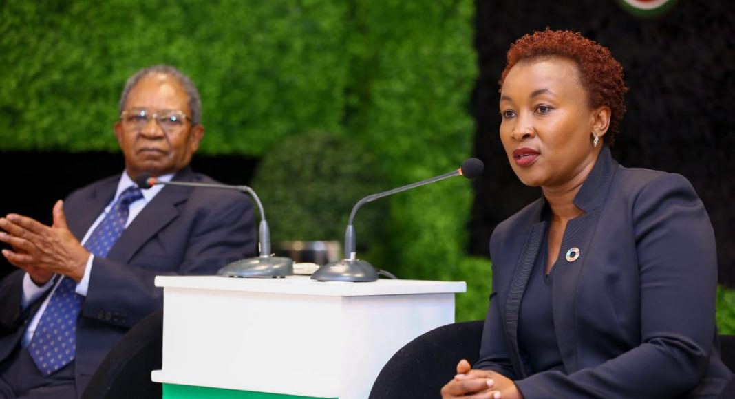 Consumer Satisfaction Remains Key, Says Sylvia Mulinge, Director, Special Projects at Safaricom