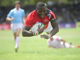 Kenya Simbas To Face Hong Kong In Repechage Tournament In Race To 2019 Rugby World Cup in Japan