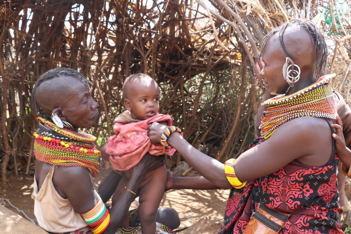 Doing More For Mothers In Samburu