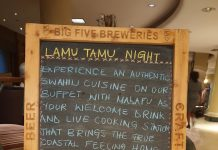 Lamu Tamu Night At The Intercontinental Hotel Nairobi