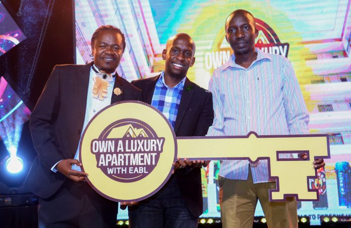 32 Year-Old Wins A Luxury Two Bedroomed Apartment In A Kenya Breweries Ltd Promotion