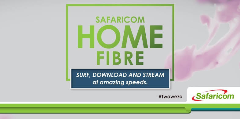 All You Need To Know About The New Safaricom Home Fibre Plus Packages