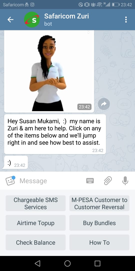 How Safaricom's AI Chatbot Zuri Can Ease Your Mobile Experience