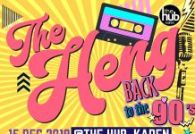 Experience Nostalgia From The 90s At The Heng This Weekend