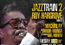 #JazzTrain2; A Tribute To The Man Who Gave Jazz A Fresh Jolt Of Youth - Roy Hargrove