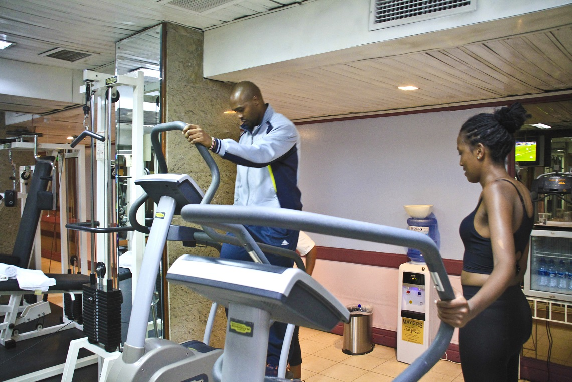 Intercontinental Hotel Nairobi Fitness Centre & Spa Review