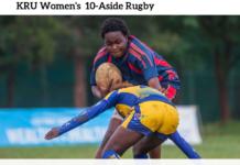 Kenya Rugby Union (KRU) Women's 10-Aside Rugby