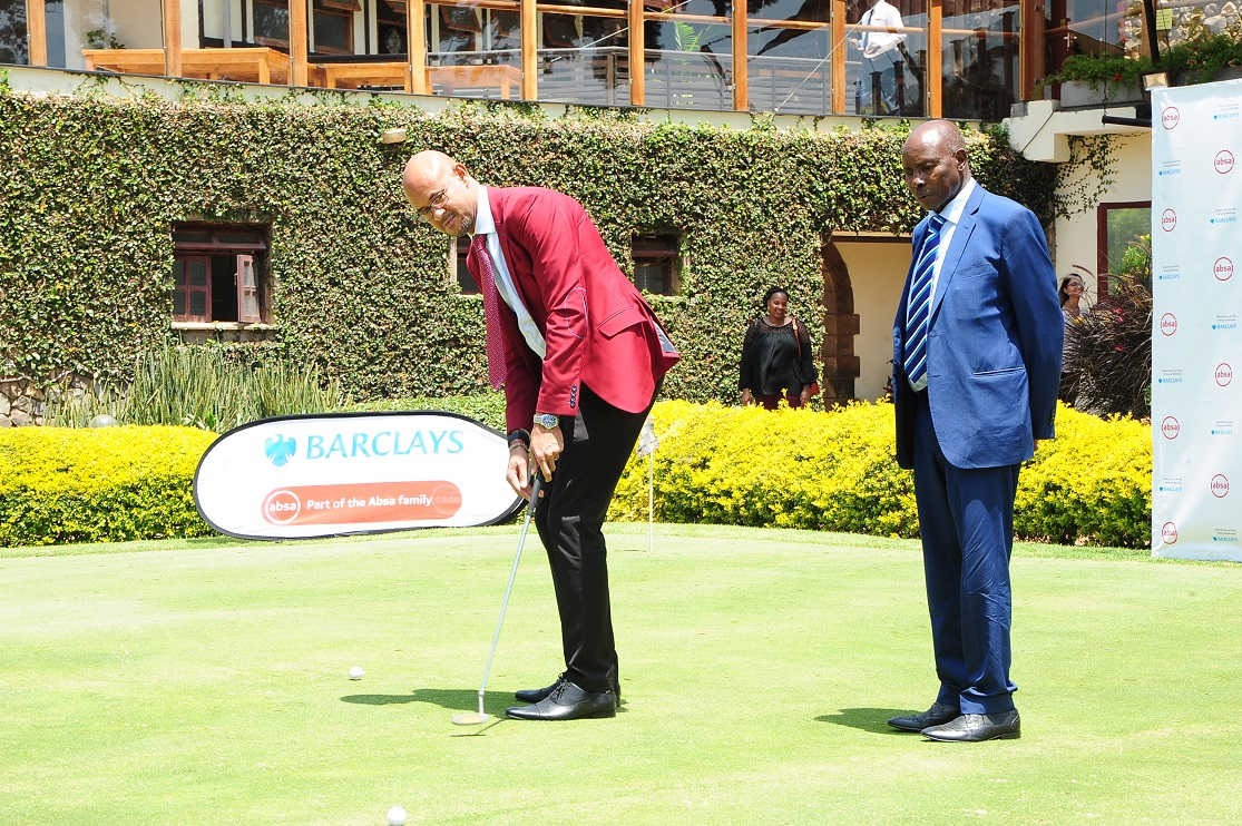 9 Kenyan Players Qualify For Magical Kenya Open As Absa Announces Kshs 122 Million Investment