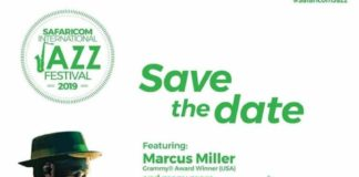 Grammy Award Winner Marcus Miller To Headline Safaricom International Jazz Festival This February