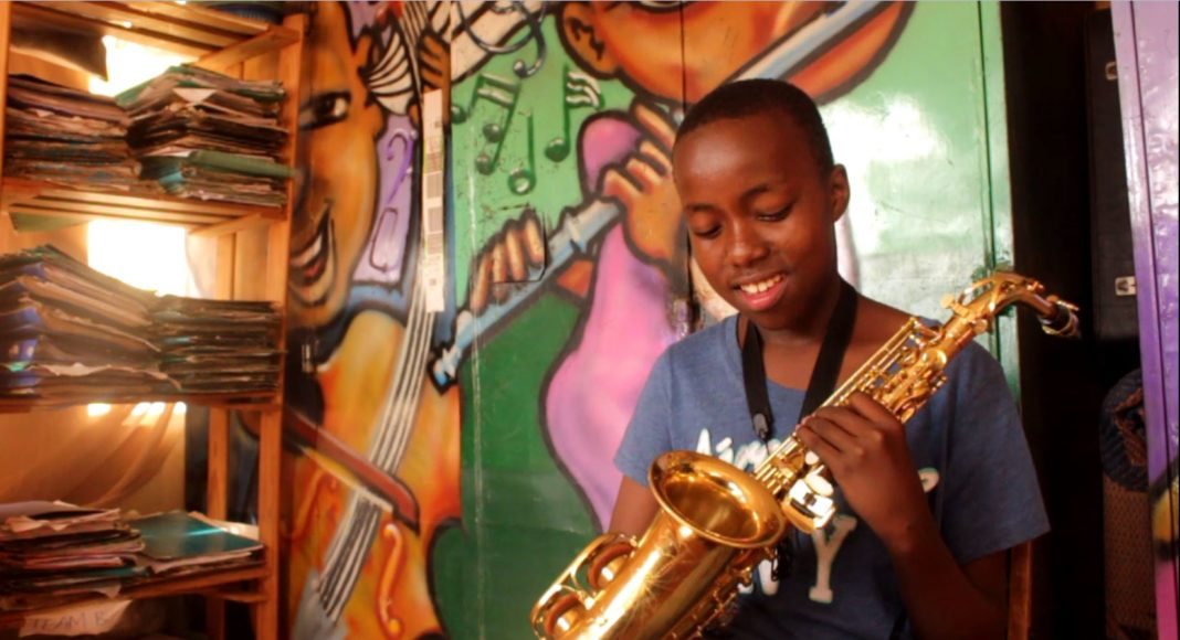 An Aspiring Surgeon And His Saxophone #SafaricomJazz