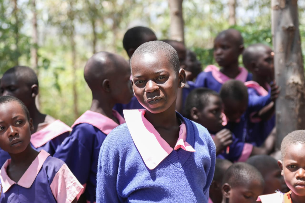 Are Schools In Rural Kenya Meeting The Needs Of Menstruating Girls? #NdotoZetu