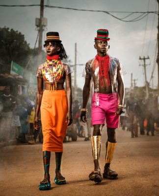 The Flyest Wedding In Africa - Picha Matangi & Elizabeth Korikel's Love Story