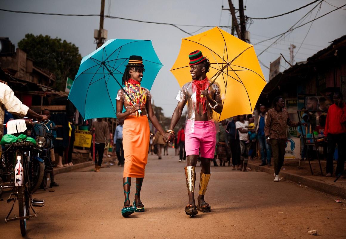 The Flyest Wedding In Africa - Picha Marangi & Elizabeth Korikel's Love Story
