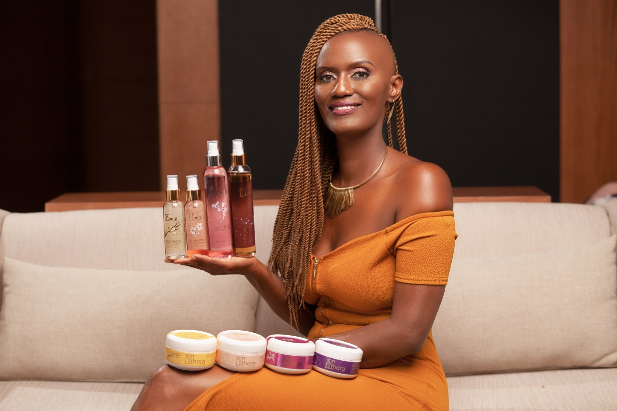 Anna Njoroge On Founding Ythera Beauty