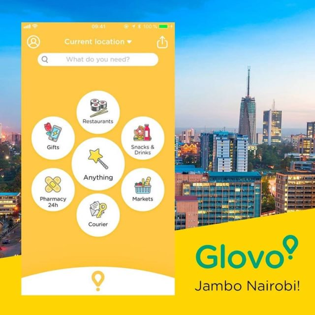My Glovo App Review