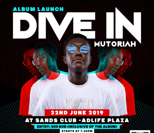 Coke Studio Featured Producer Mutoriah To Launch Debut Album