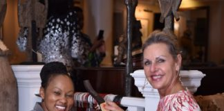 "Lisa Christoffersen Showcases Her Love For Art & African Culture Through The ""African Inspirations"" Art Exhibition"