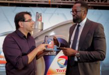 Total Kenya, In Partnership With Bajaj Auto Unveil A New Lubricant For Motorbikes