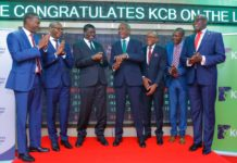 KCB Group PLC Lists 142,979,717 Shares On The NSE In NBK Take Over
