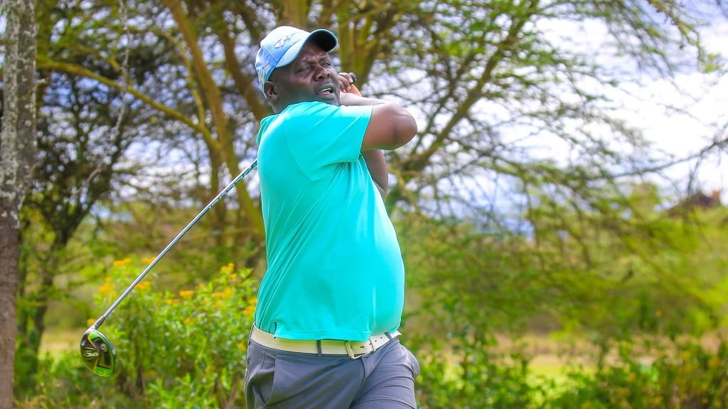 Dismas Indiza Maintains Lead At Top Of Road To Magical Kenya Open 2020 Ranking