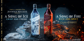 KBL Launches Two Johnnie Walker Limited Edition Whiskies: Johnnie Walker A Song of Ice & Johnnie Walker A Song of Fire