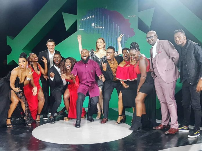 Kenyan RnB group - Wanavokali Scoops $100 000 Prize At Old Mutual Amazing Voices Competition
